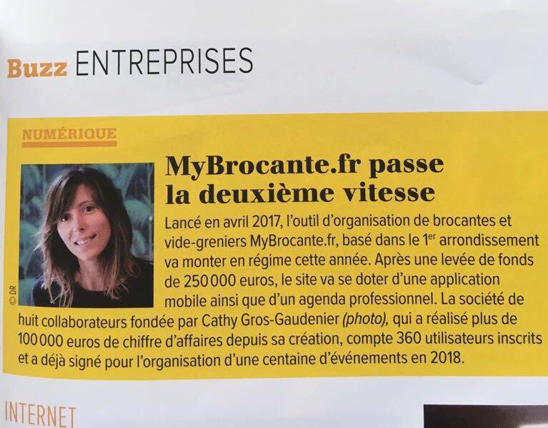 MyBrocante.fr passe la deuxième vitesse