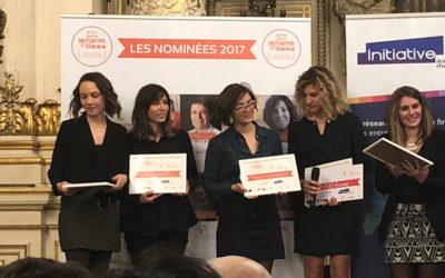 Finale du concours Initiative au Féminin pour le prix Innovation